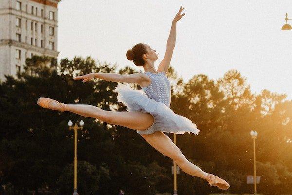 Mirror Ballerina