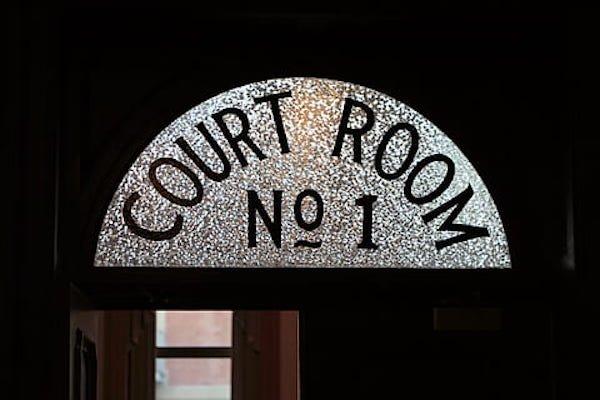 Legal Courtroom